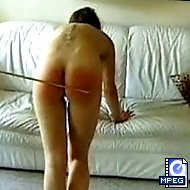 Severe Punishment including hard barehand OTK and caning