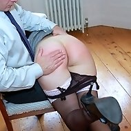 Firm Hand Spanking